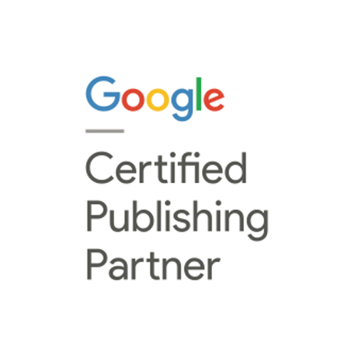 Google Cerified Publishing Partner